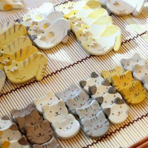 猫好きさん必見!オリジナルの猫モチーフ雑貨が買えるイベント