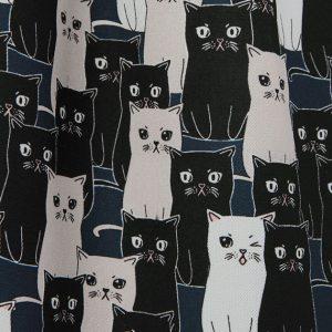 全身猫まみれ♪ キュートな猫モチーフでオシャレしたい!