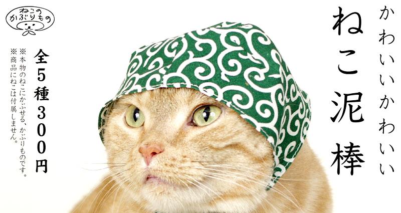 愛猫のコソ泥姿にキュンキュン♪猫用ガチャ「ねこ泥棒」に注目