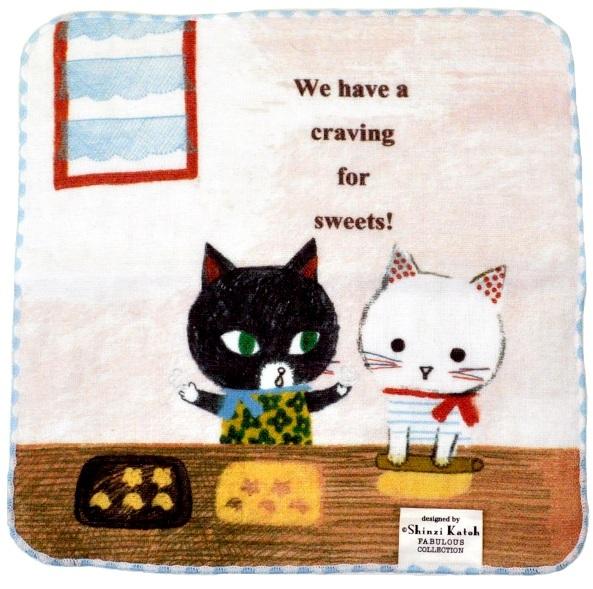 雑貨デザイナー「ShinziKatoh」さんの描くネコ雑貨が可愛くて揃えたい♡