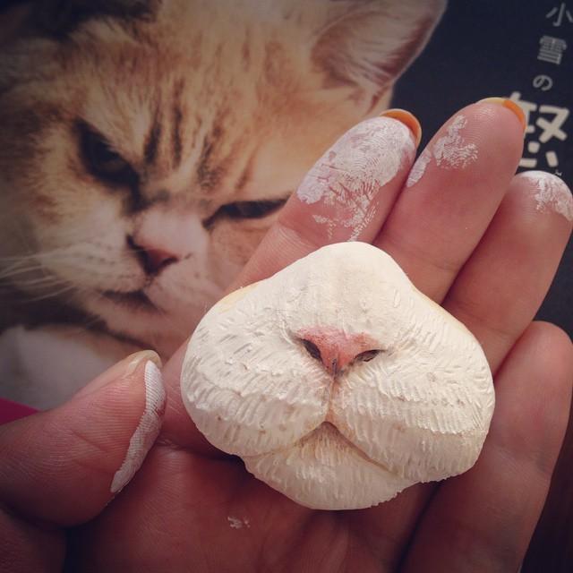 猫のマズル偏愛