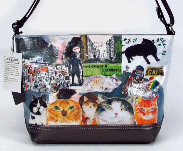【マンハッタナーズ】アートで可愛いお洒落で素敵な猫グッズ