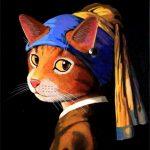 ニャンともすごい美術館!誰もが知ってる名画が猫になった「CAT ART美術館」