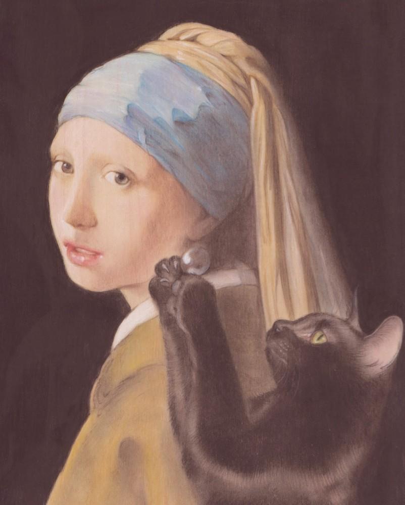 猫の名画コレクション!イタリニャのメラノ美術館に行こう!?