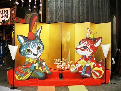 【雛まつり】福岡で開催されている「ネコたちのひなまつり」が凄い!