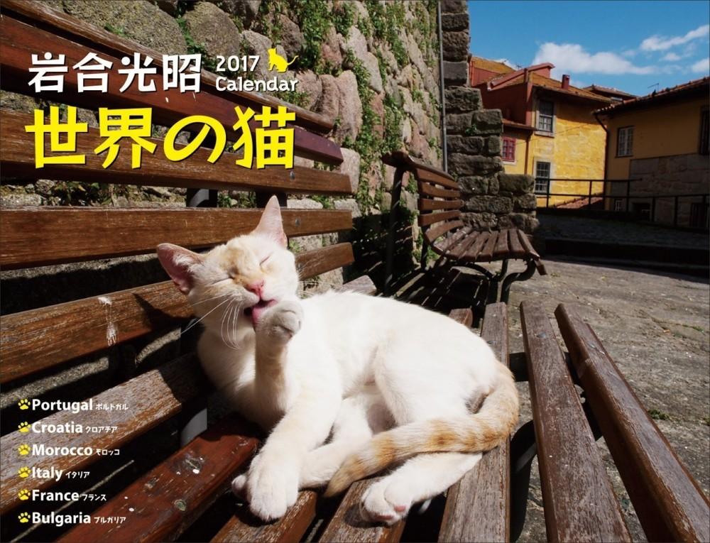 【どれにするかニャ?】猫カレンダー2017 もう準備しないと間に合わないっ!!